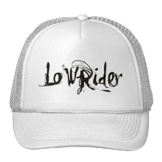 LowRider (Heleodora Writing) Trucker Hats