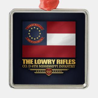 Lowry Rifles Christmas Ornament