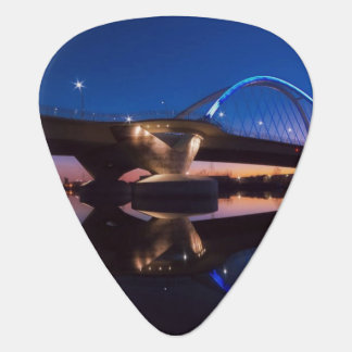 Lowry Sunset Guitar Pick