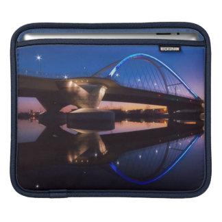 Lowry Sunset iPad Sleeve
