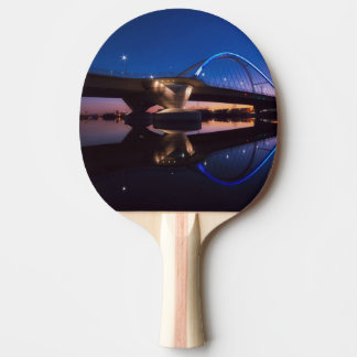 Lowry Sunset Ping Pong Paddle