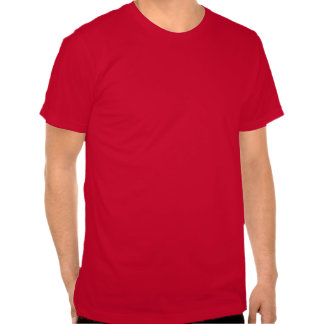 LOYAL in Team Colors Red Black and White  T Shirts