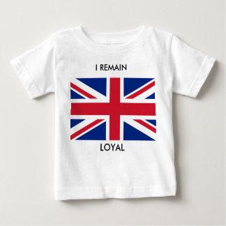 Loyalist Baby Tee