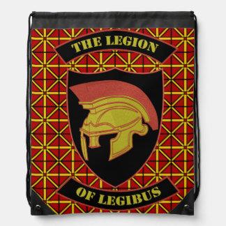 Loyalist of Legibus Drawstring Bag