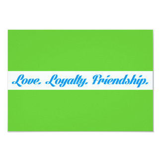 loyalty3 LOVE LOYALTY FRIENDS QUOTES FRIENDSHIP Card