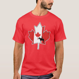 Loyalty And Honour Canada Day T-Shirt