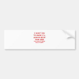 loyalty bumper stickers