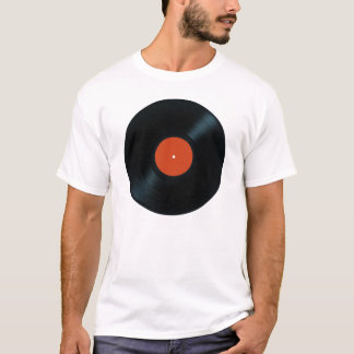 LP RECORD t-shirt