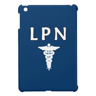 LPN Caduceus Medical Symbol Case For The iPad Mini