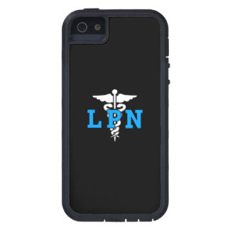 LPN Medical Symbol iPhone 5 Covers