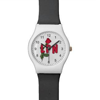 LPN Nurse Rose Watch