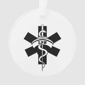LPN Nurses Ornament