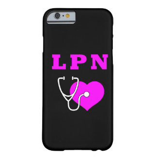 LPN Nursing Care Barely There iPhone 6 Case