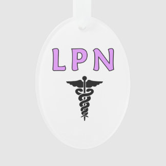 LPN Nursing Ornament