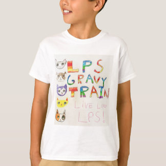 LPS Gravy Train Celebration Tee