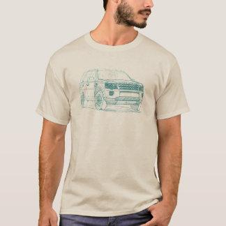 LR Freelander2 2013 T-Shirt