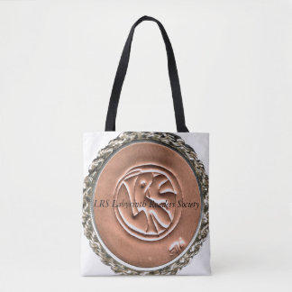 LRS Labyrinth Readers Society Tote Bag