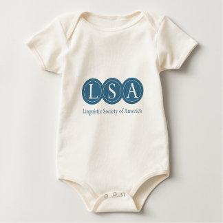 LSA Logo Baby Romper Baby Bodysuit