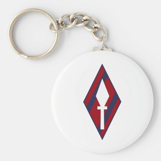 lst Corps Troops Engineers Key Chain