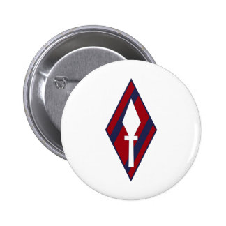 lst Corps Troops Engineers Pinback Buttons