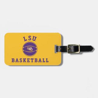 LSU Basketball | Louisiana State 4 Bag Tag