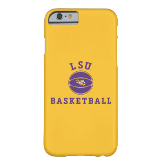 LSU Basketball | Louisiana State 4 Barely There iPhone 6 Case