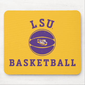 LSU Basketball | Louisiana State 4 Mouse Mat