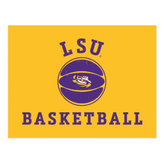 LSU Basketball | Louisiana State 4 Postcard