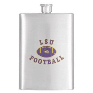 LSU Football | Louisiana State 4 Flasks