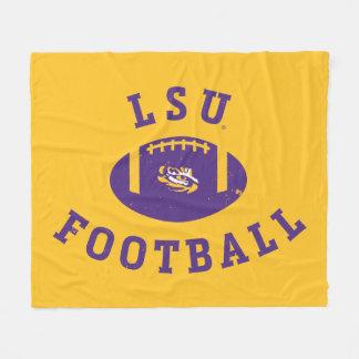 LSU Football | Louisiana State 4 Fleece Blanket