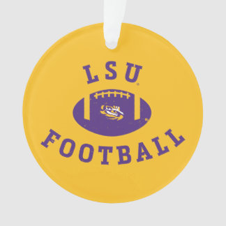 LSU Football | Louisiana State 4 Ornament
