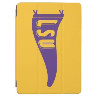 LSU Pennant Flag   Louisiana State 4 iPad Air Cover