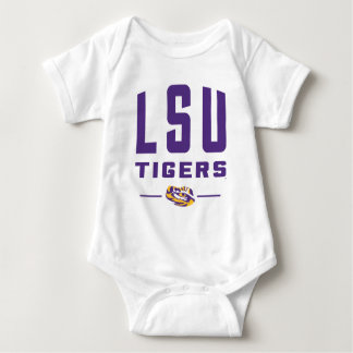 LSU Tigers | Louisiana State 2 Baby Bodysuit