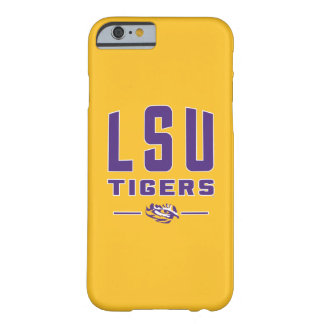 LSU Tigers | Louisiana State 4 Barely There iPhone 6 Case