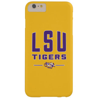 LSU Tigers | Louisiana State 4 Barely There iPhone 6 Plus Case