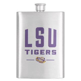 LSU Tigers | Louisiana State 4 Flask
