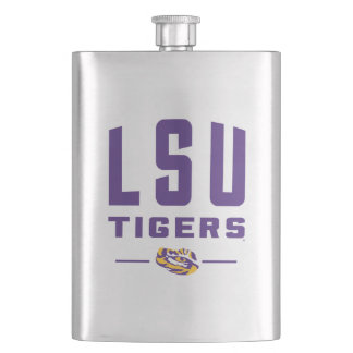 LSU Tigers | Louisiana State 4 Hip Flask