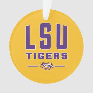 LSU Tigers | Louisiana State 4 Ornament