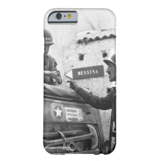 Lt. Col. Lyle Bernard, CO, 30th_War Image Barely There iPhone 6 Case