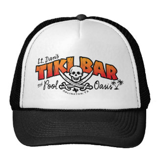 Lt. Dan's Tiki Bar & Pool Oasis Merchandise Cap