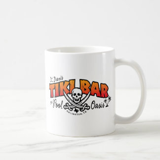 Lt. Dan's Tiki Bar & Pool Oasis Merchandise Coffee Mug