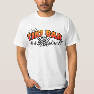 Lt. Dan's Tiki Bar & Pool Oasis Merchandise T-Shirt