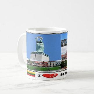 LT Lietuva - Latvia - Coffee Mug