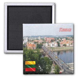 LT - Lithuania - Kaunas Magnet