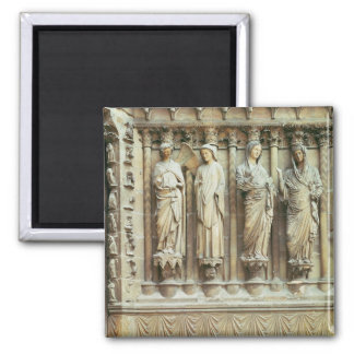 (LtoR) The Annunciation and the Visitation, right- Fridge Magnet
