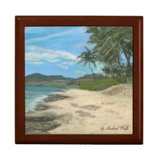 Lualualei Beach Gift Box