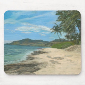 Lualualei Beach Hawaii  Mousepad