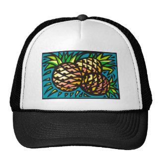Luau 1 mesh hats