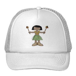 Luau Boy Mesh Hat