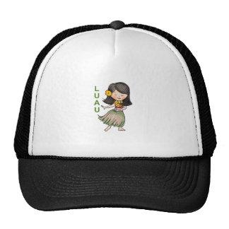 Luau Hats